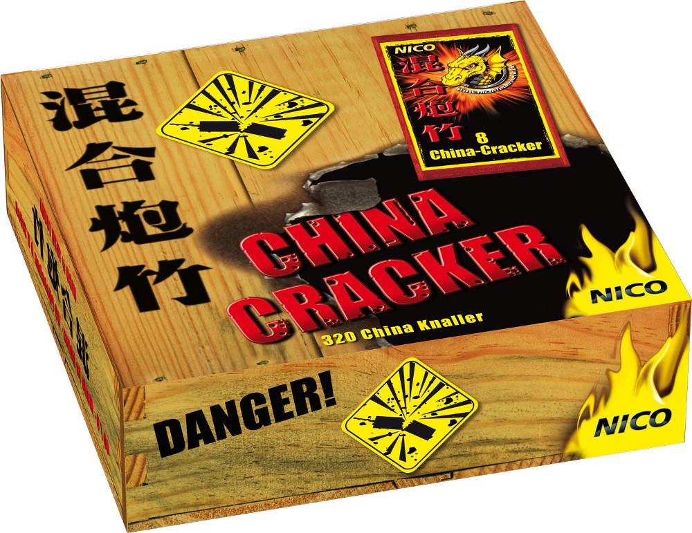 320 China Knaller Packung