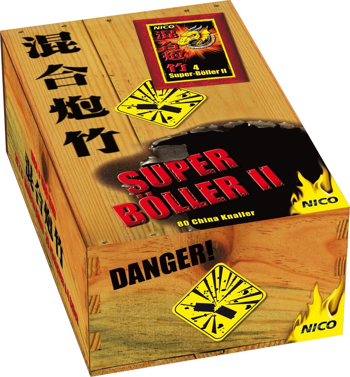 China Super Böller 2