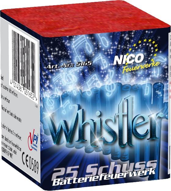 Whistler Batterie Feuerwerk