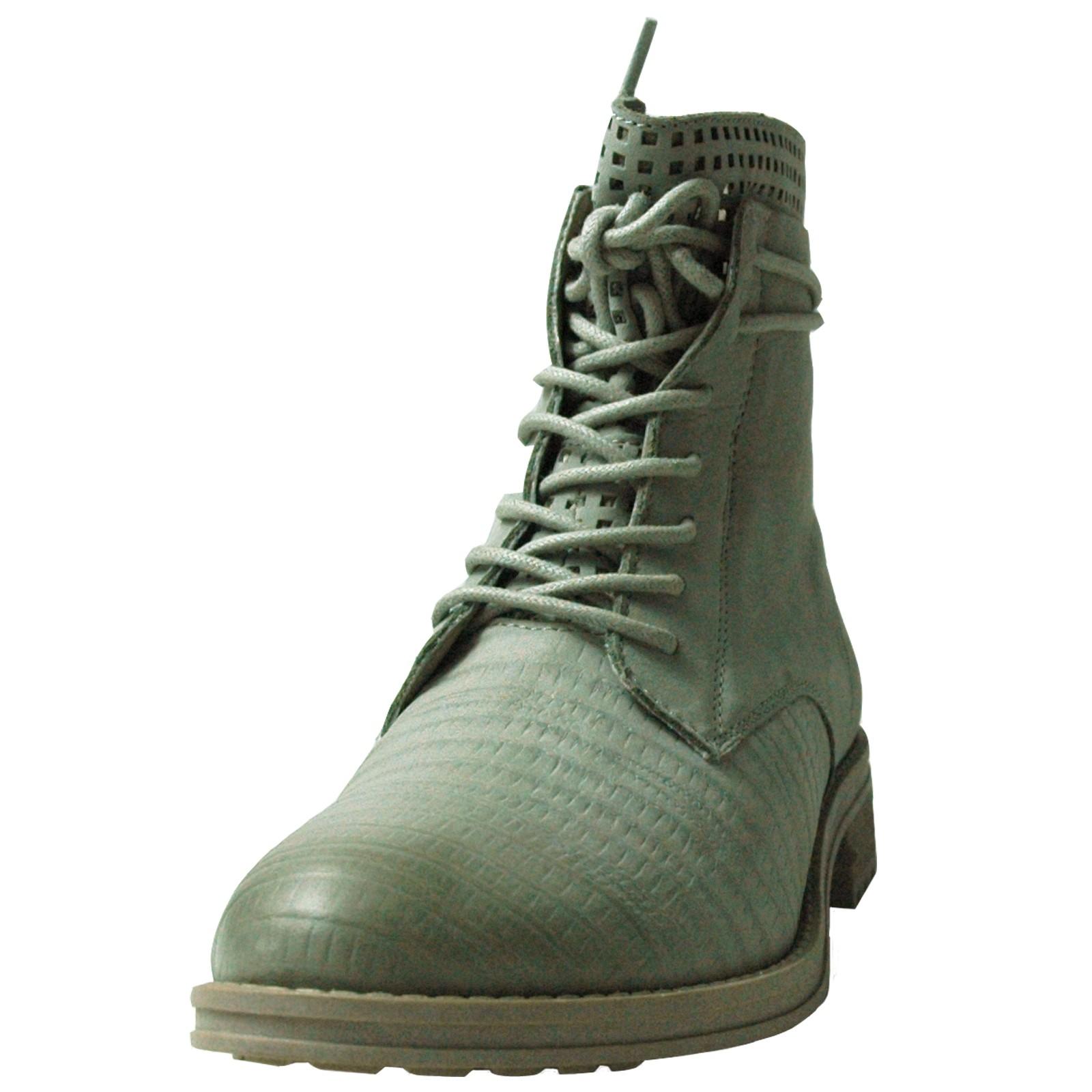 SPM Shinola Damen Biker Boots 3,9cm Absatz