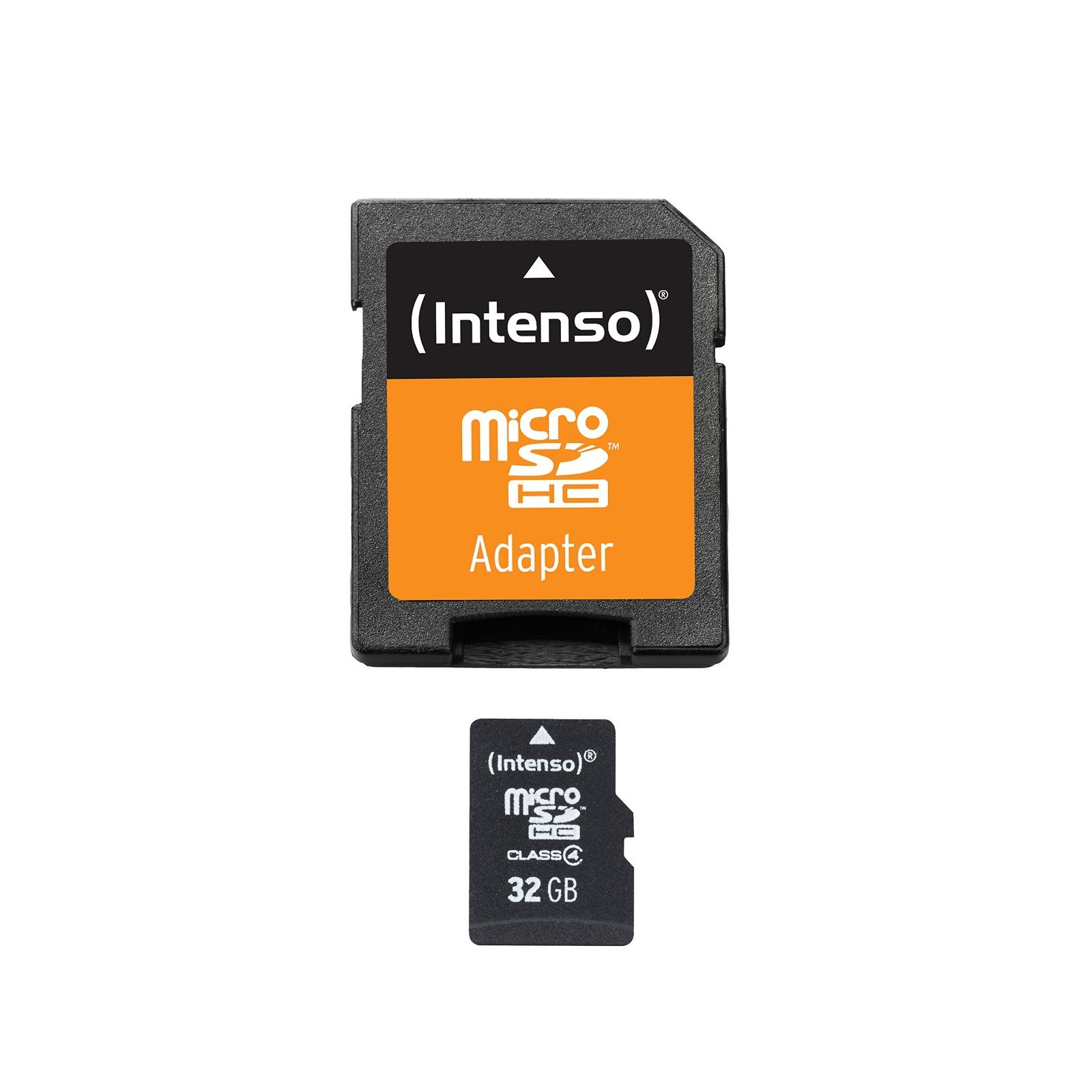 Intenso SD Card Micro 32GB mit Adapter