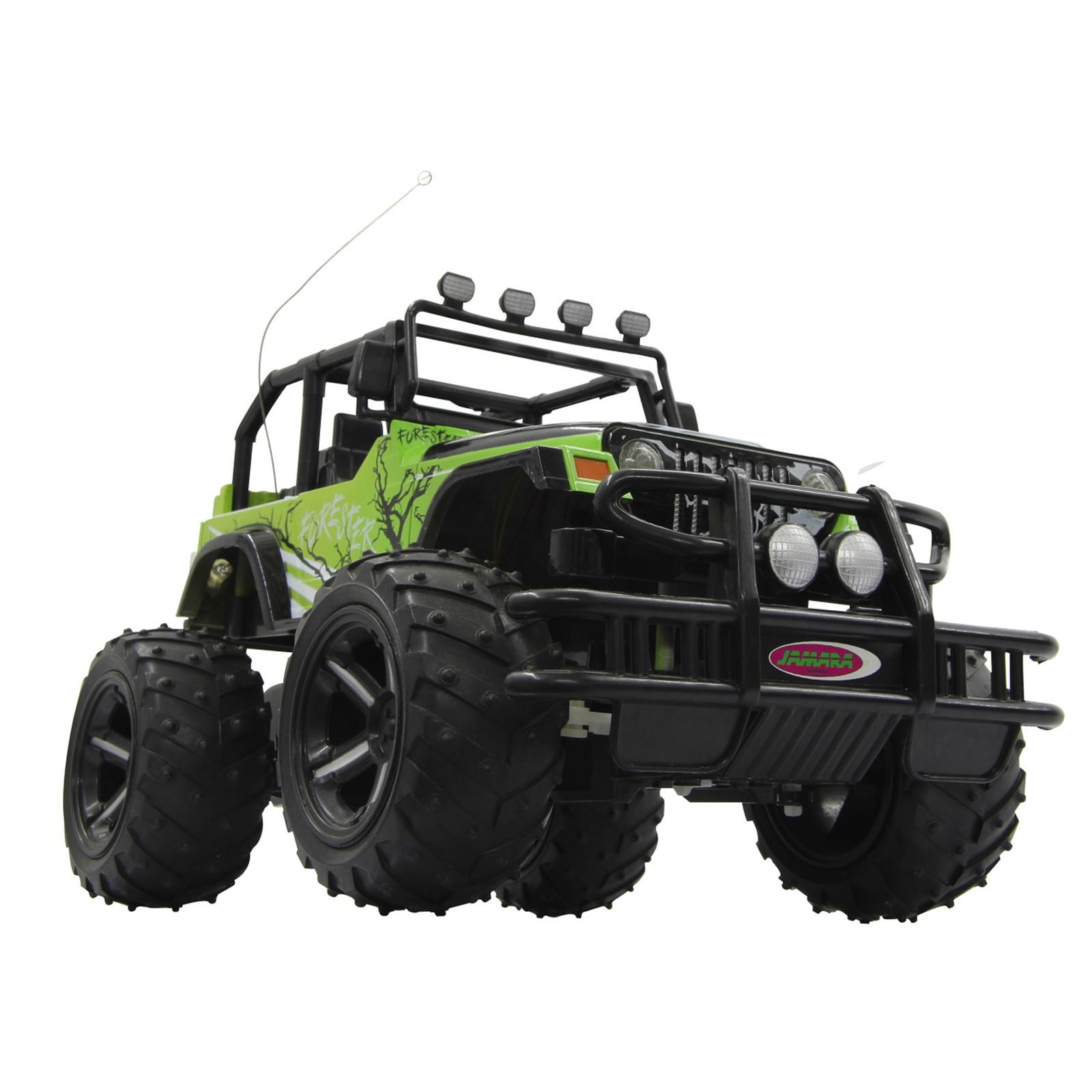 Ferngesteuerter Geländewagen Maßstab 1:12, mit LED, Einzelradaufhängung
