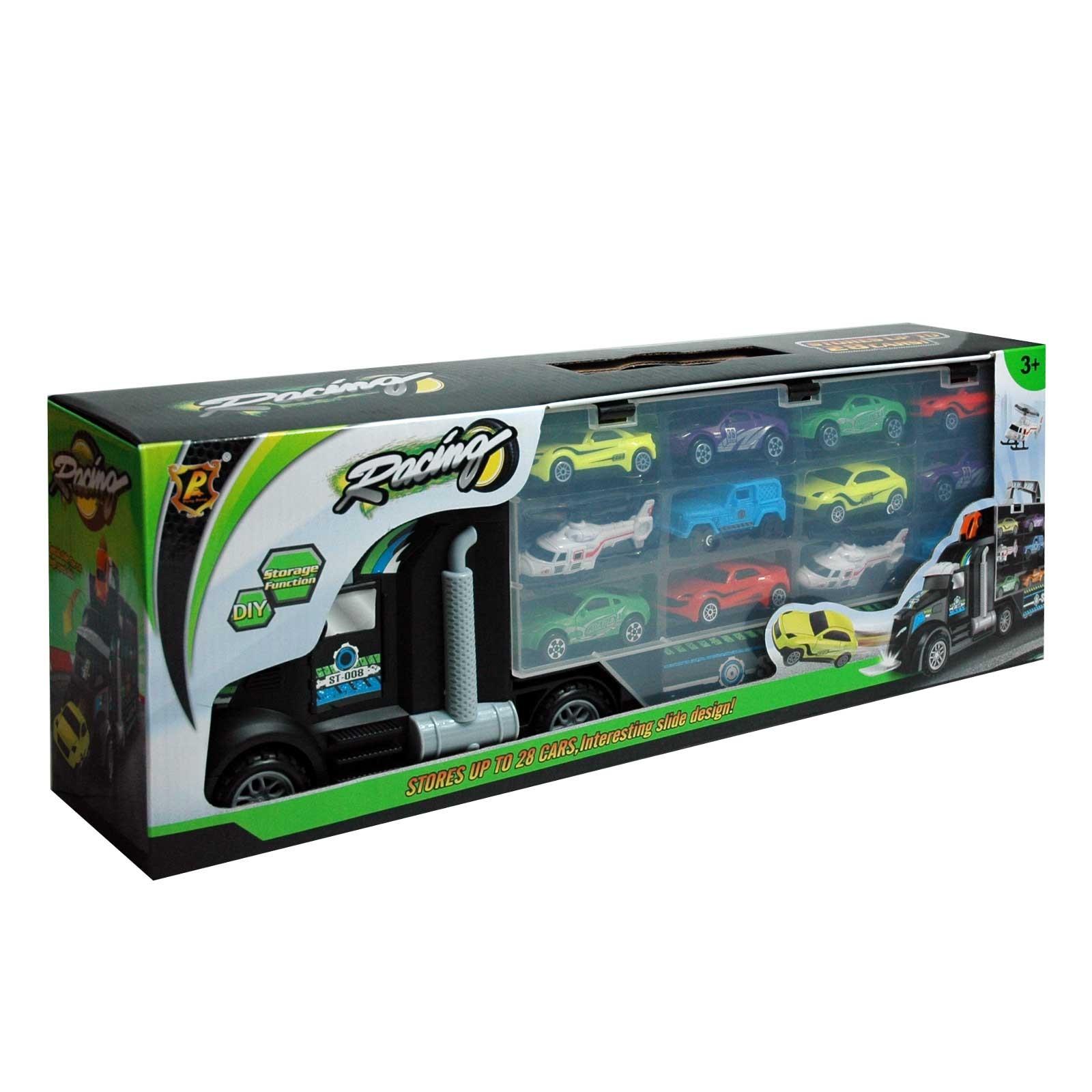 Spielzeug LKW - Autotransporter