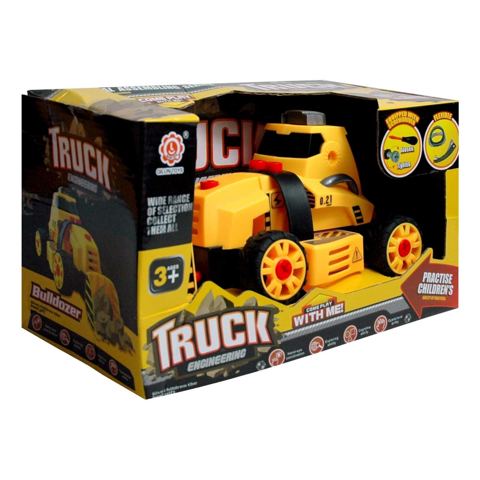 Spielzeug Bulldozer