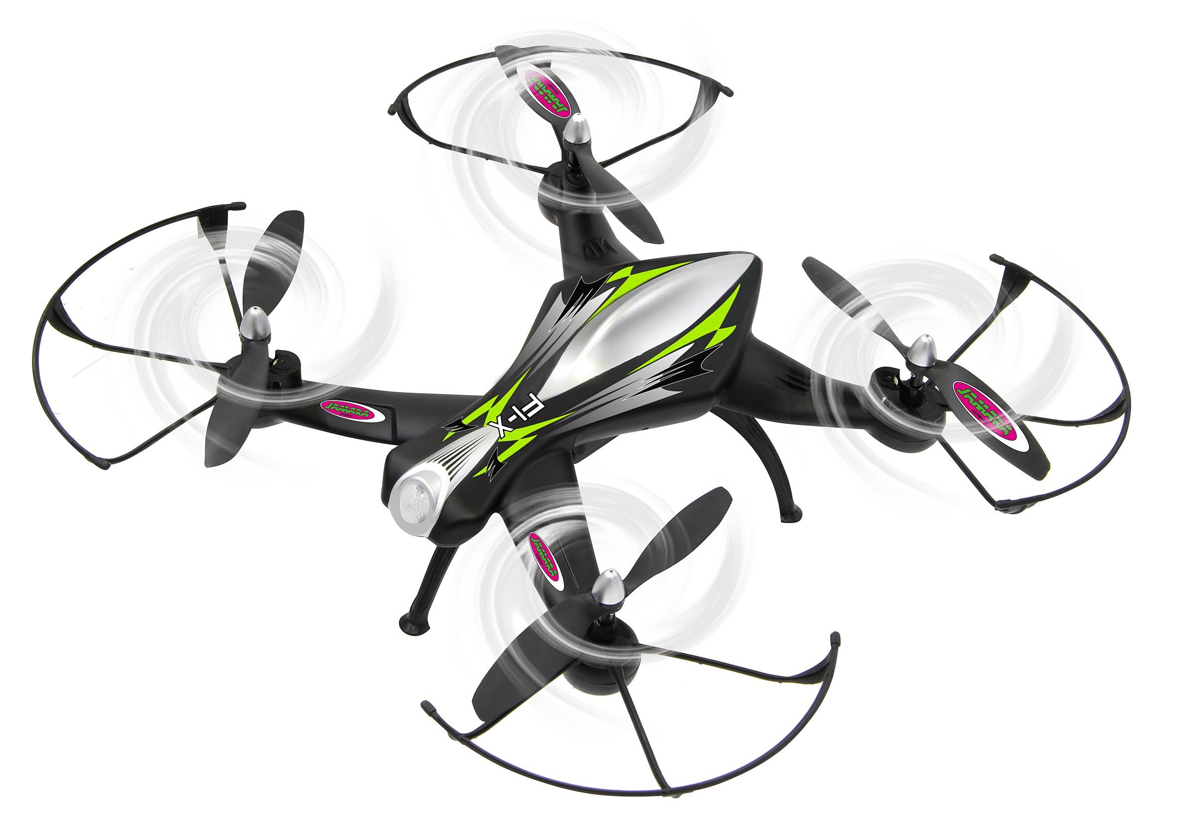 F1X Quadrocopter Wifi FPV AHP Altitude Hold Adjustment