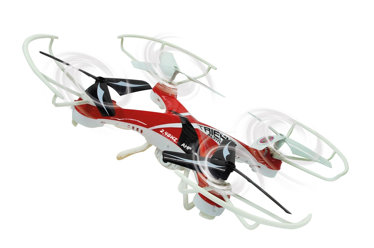 Triefly Altitude HD AHP Quadrocopter 2.4 Ghz HD Kamera