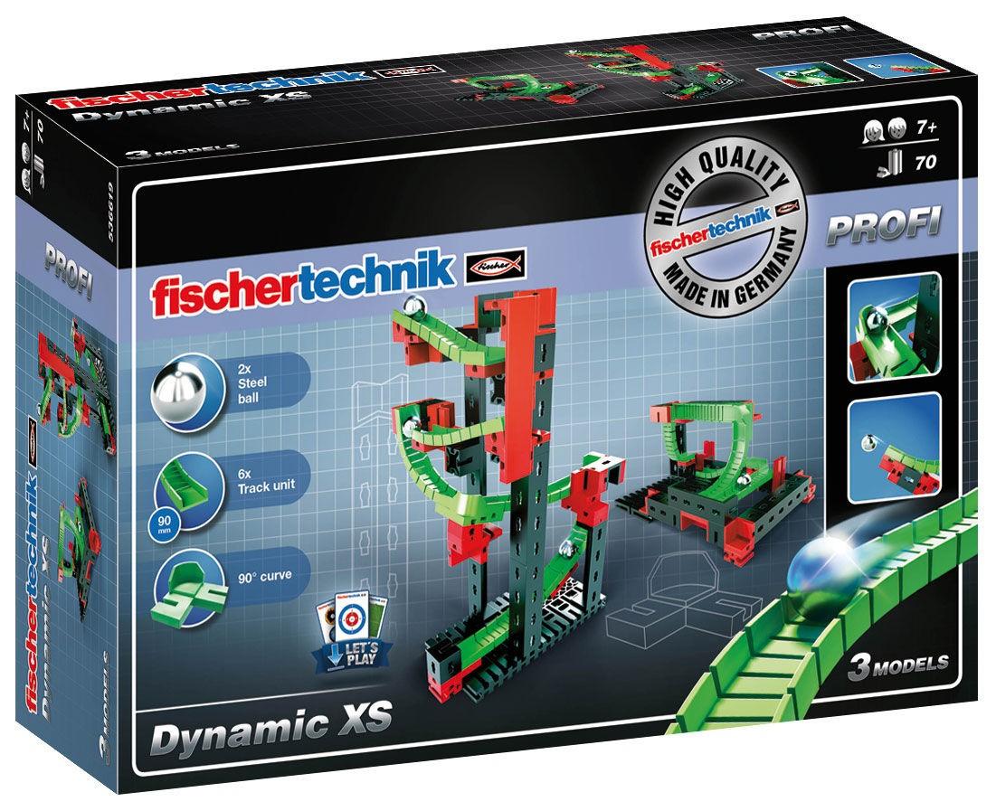 Dynamic XS - Kugelparcour Bausatz Fischertechnik