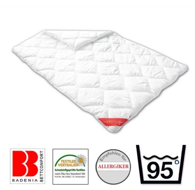 Badenia Duosteppbett - 135x200 Polyester