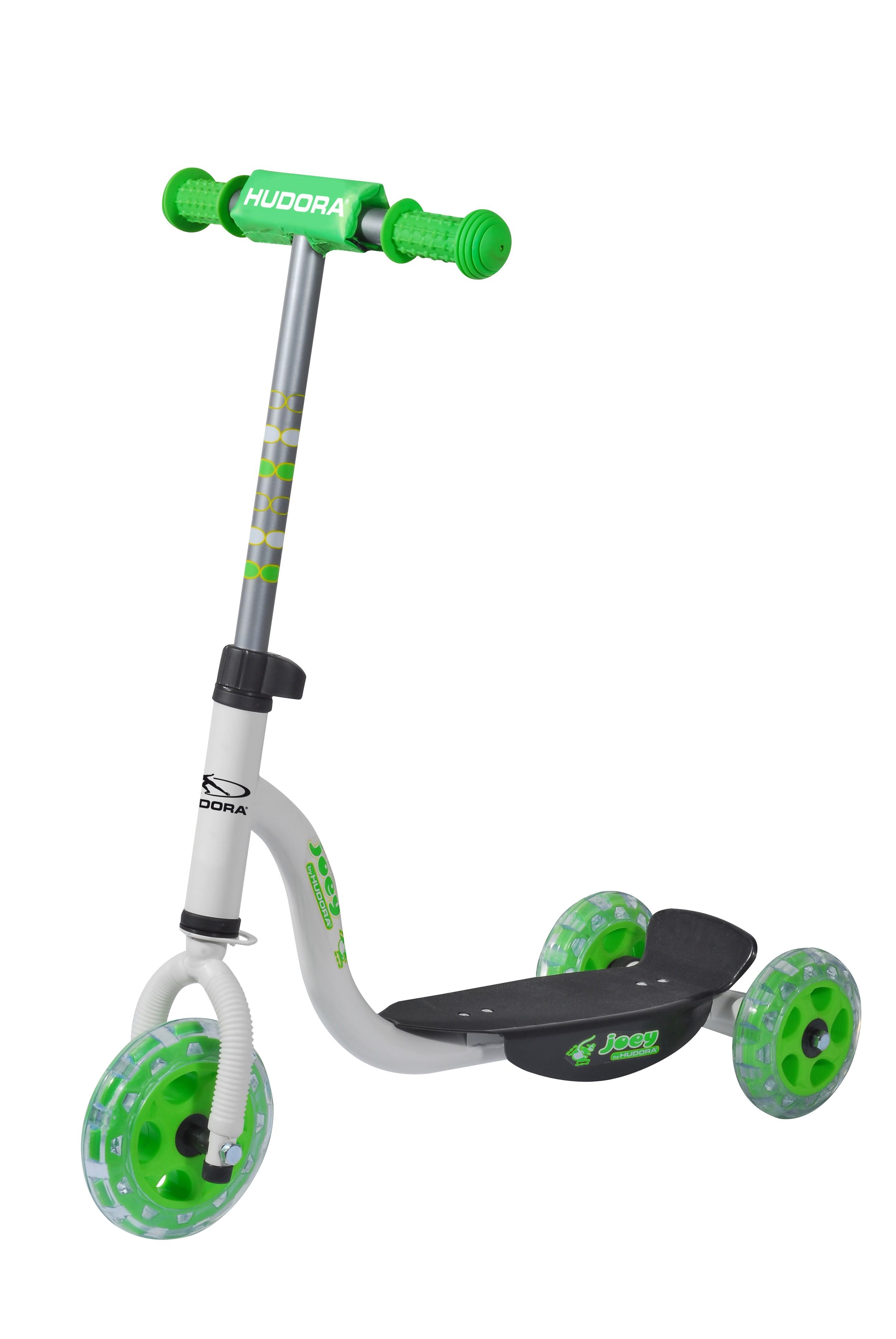 Kinder Roller für Jungs grün