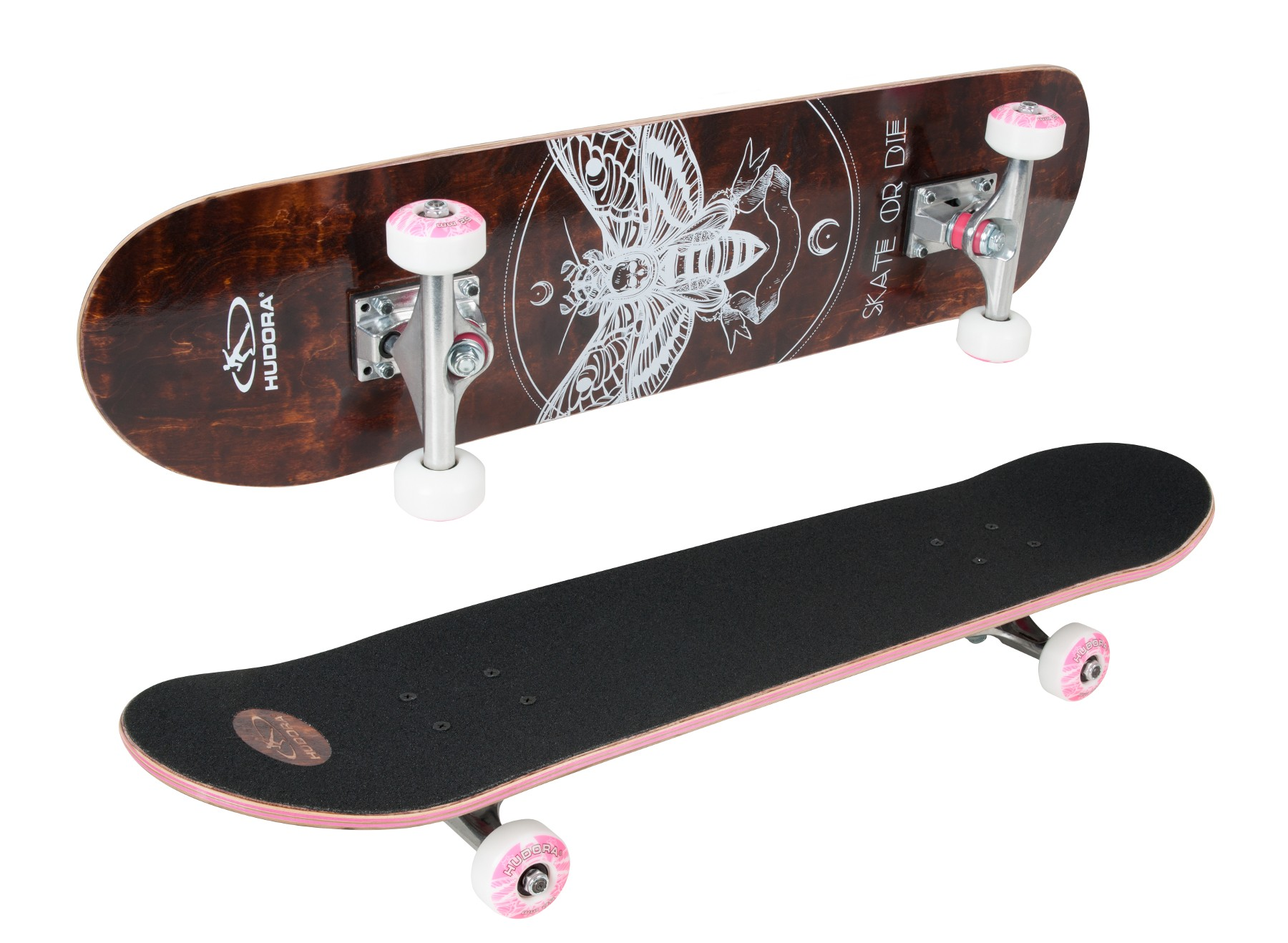 "Board Brooklyn Design ""Skate or Dir"""