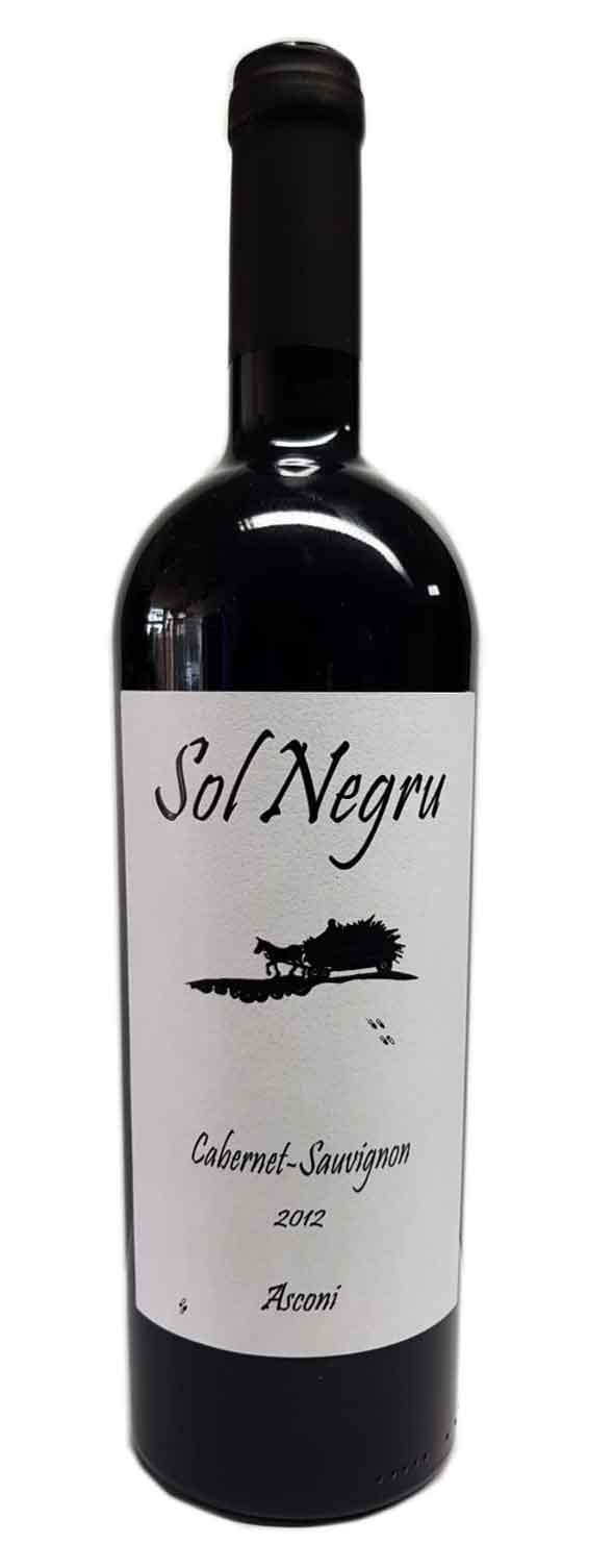 Rotwein Carbernet Sauvignon 0.75l von Asconi