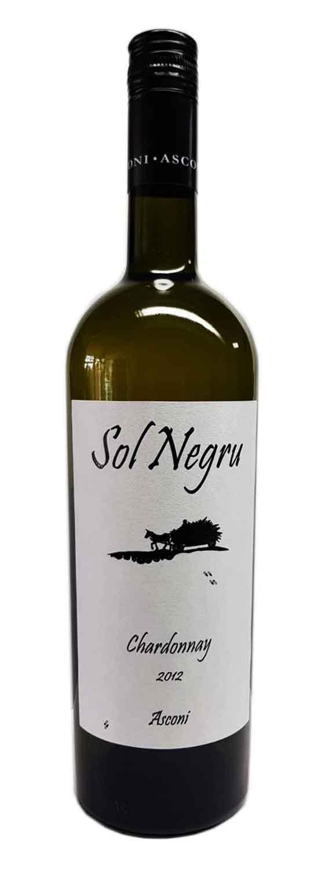 Sol Negru Chardonney 0.75l Weißwein aus dem Weingut Asconi