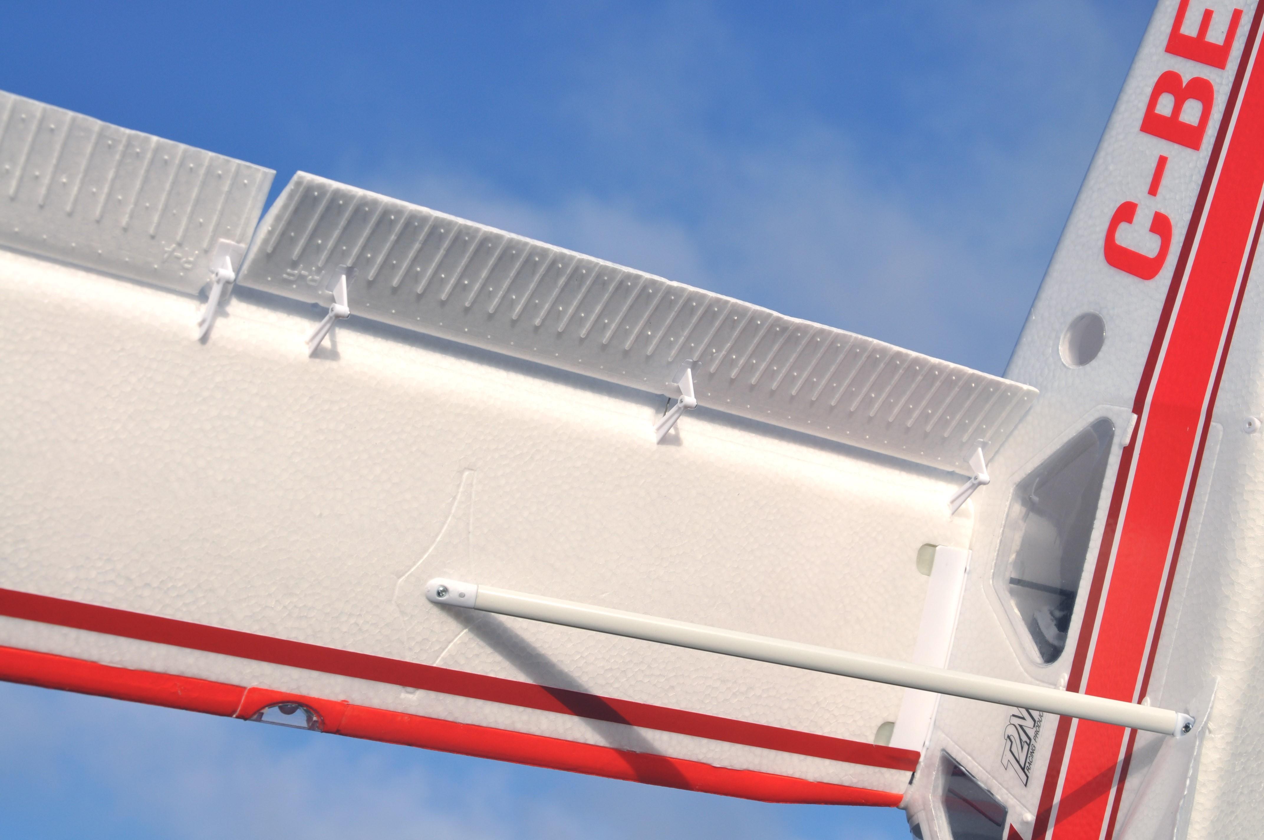 RC Beaver Flugmodell - Brushless Antrieb