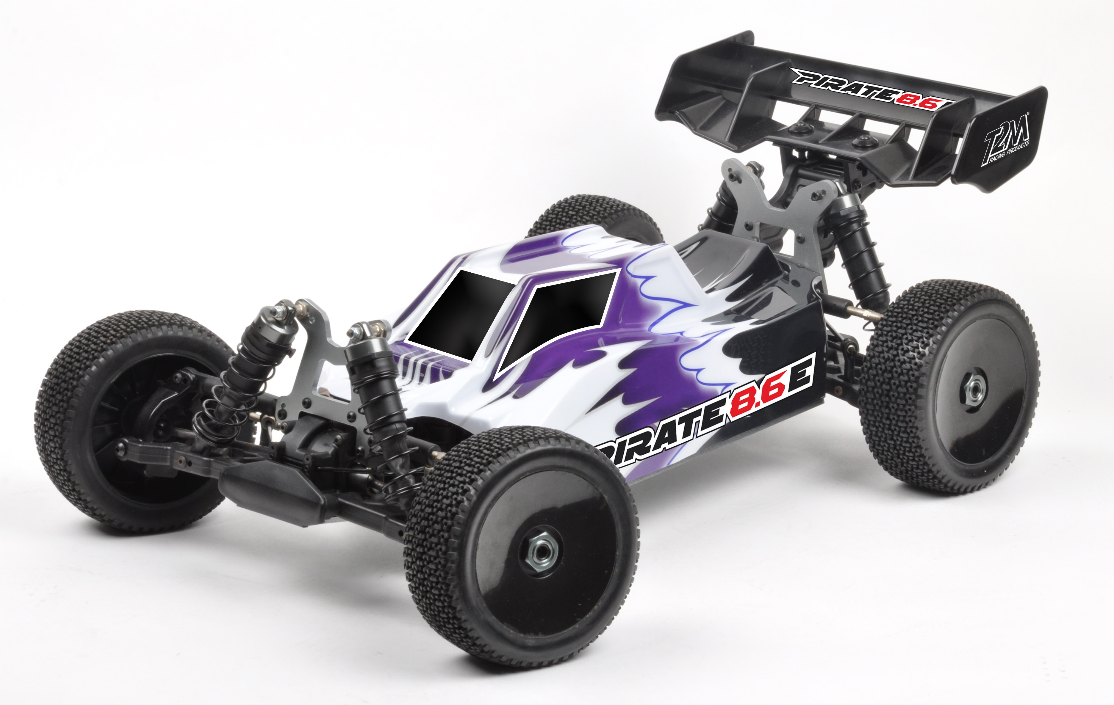 Pirate OFF ROAD Buggy 4x4 1/8 RC Waterproof