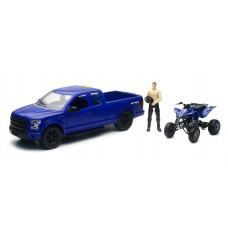 Spielzeug PickUp Truck Sound & Lichteffekte