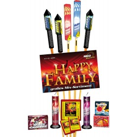 Happy Family Raketen Mix