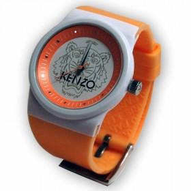 Armbanduhr Kenzo, Quarzlaufwerk Tiger Logo