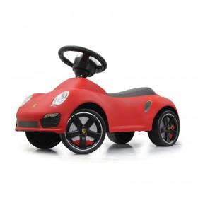 Rutscher Porsche 911, rot 2,6Kg ab 1,5 Jahren geeignet mit Hupe