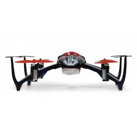 Skip 3D Quadrocopter mit Rückenflug 2.4 Ghz 4+3 Kanal Fernbedienung