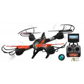 Loky FPV AHP+ Quadrocopter mit Kamera und Bildschirm Monitor