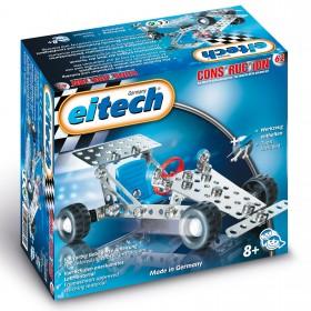 EITECH Metallbaukasten Rennwagen ab 8 Jahren