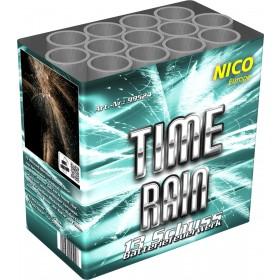 Feuerwerk Batterie Time Rain 13 Schuss
