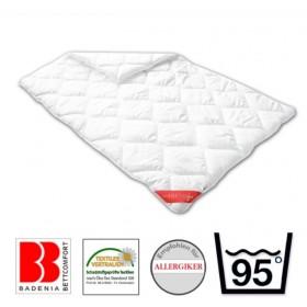 Badenia Leichtsteppbett - Trendline 135x200 trockenes Schlafklima Polyester