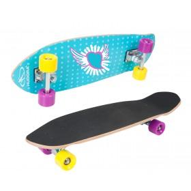 Mädchen Skateboard Cruiser ABEC 7