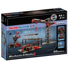 Mechanic & Static 2 Baukasten Fischertechnik