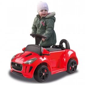 Jaguar Kiddy Car 6V Kinder Auto 2 Gang Automatik 6,7Kg Höchstgeschwindigkeit 6 Kmh
