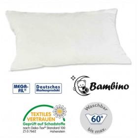Badenia Kinderkopfkissen - 40x60 Polyester Füllung