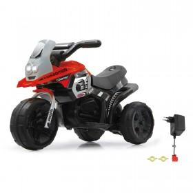 Elektrisches TRIKE/ Kinderauto 6V 6Kmh Höchstgeschwindigkeit LED Scheinwerfer + Montagewerkzeug