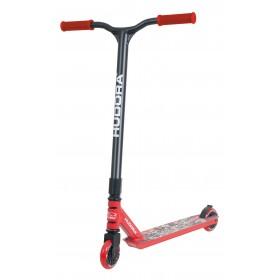 Stunt Roller Rot Aluminium