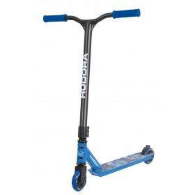 Blauer Stunt Roller T5 Alu