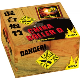 China D Böller Packung