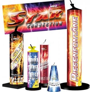 Feuerwerk Fontänen Set 5-teilig