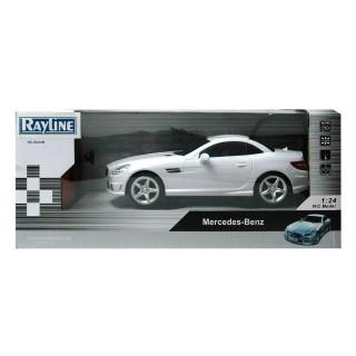 Rayline RC Mercedes- Benz SLK 350 1:24 mit Fernsteuerung