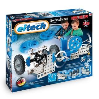 EITECH Metallbaukasten Getriebe-Varianten
