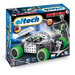 EITECH Metallbaukasten 2.4 GHz RC Speed Racer mit Fernbedienung