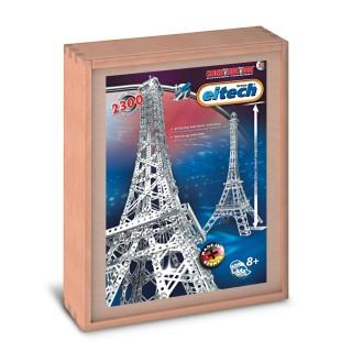 EITECH Metallbaukasten Eiffelturm Deluxe 1,25 Meter hoch