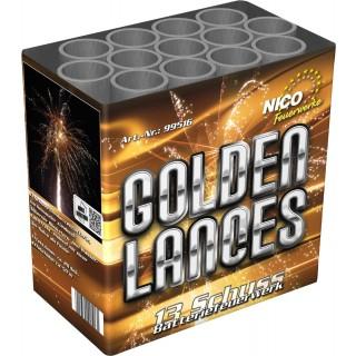 Batterie Golden Lances 13 Schuss