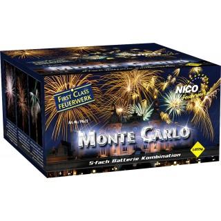 Feuerwerk Batterie Monte Carlo 150 Schuss
