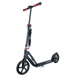 Scooter Aluminium schwarz