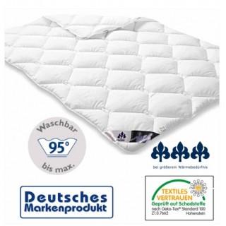 Badenia Irisette Edition - Duo Steppbett Hohlfaser 135x200 kochfest