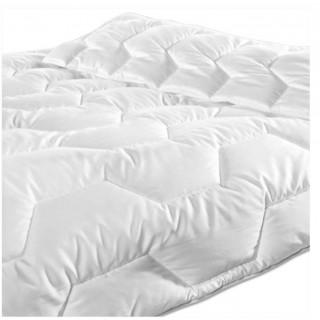 Sommer Steppbett 155x220 Komfortgröße, 510g, Mako Satin 100% Baumwolle
